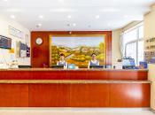 汉庭兰州安宁桃海市场酒店360全景图
