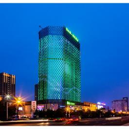宜必思尚品南通五洲国际广场酒店360全景图