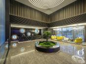 桔子青岛胶东国际机场酒店360全景图