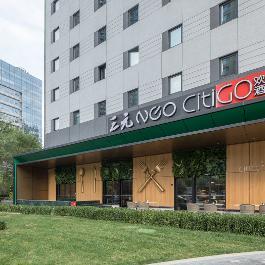 北京三元桥CitiGO欢阁酒店360全景图