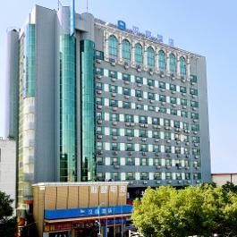 汉庭鹰潭火车站酒店360全景图