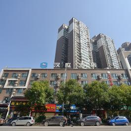 汉庭怀化体育馆酒店360全景图