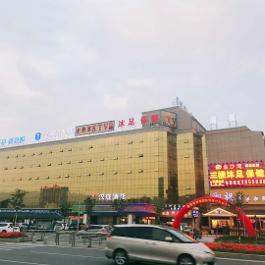 汉庭珠海金湾机场酒店360全景图