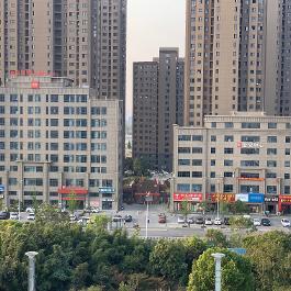 宜必思淮北南黎路酒店360全景图