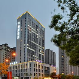 太原南站晋阳街美居酒店360全景图