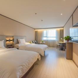 汉庭西宁滨河南路酒店360全景图