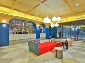 桔子水晶厦门中山路步行街酒店360全景图