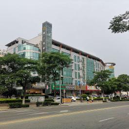 汉庭青岛青山路海尔工业园酒店360全景图