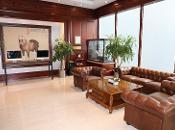 星程天津塘沽外滩步行街酒店360全景图