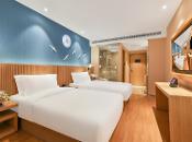 桔子水晶昆明南屏步行街酒店360全景图