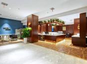 怡莱精品西安雁塔西路美院酒店360全景图