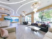 宜必思尚品台州天台酒店360全景图