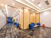 星程重庆红旗河沟地铁站酒店360全景图