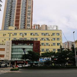 汉庭青岛香港东路青岛大学酒店360全景图