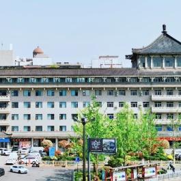 汉庭优佳西安钟楼南门酒店360全景图