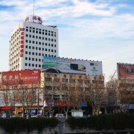 汉庭金坛金沙广场酒店360全景图