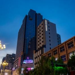 兰州张掖路步行街CitiGO欢阁酒店360全景图