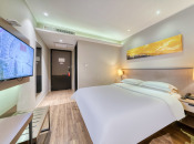 怡莱精品杭州滨江龙湖天街江汉路地铁站酒店360全景图