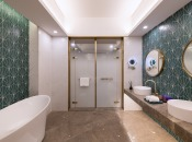 漫心北京亦庄经济开发区酒店360全景图