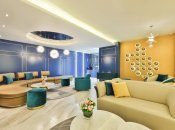 桔子水晶哈尔滨东大直街秋林酒店360全景图