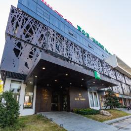 宜必思尚品温州文昌路心工场酒店360全景图