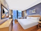 桔子水晶贵阳会展中心酒店360全景图