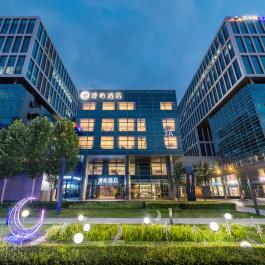 漫心北京北七家温都水城酒店360全景图