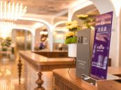西安钟楼回民街美居酒店360全景图