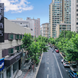 全季上海凯旋路酒店360全景图