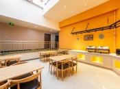 怡莱兰州城季东方红广场地铁站酒店360全景图