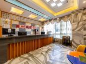 怡莱兰州永昌路步行街酒店360全景图