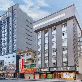 海友东莞虎门黄河服装城酒店360全景图