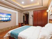 怡莱延安大学枣园酒店360全景图