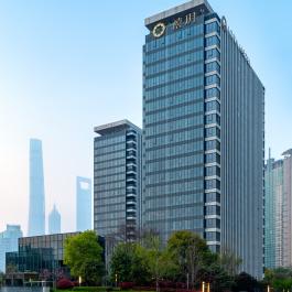 上海陆家嘴禧玥酒店360全景图