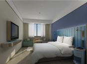 漫心西安钟楼南门酒店360全景图