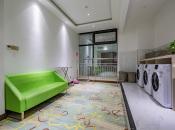 星程西安南稍门地铁站酒店360全景图