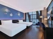 桔子水晶北京顺义中心酒店360全景图
