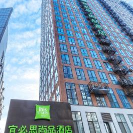 宜必思尚品郑州国际会展中心酒店360全景图