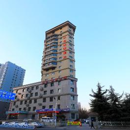 汉庭石家庄火车站槐安西路酒店360全景图