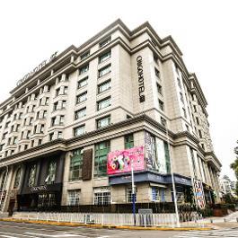 上海虹桥万象城CitiGO欢阁酒店360全景图