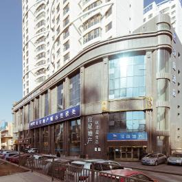 汉庭西宁海湖新区万达广场酒店360全景图