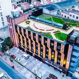 上海静安公园CitiGO欢阁酒店360全景图