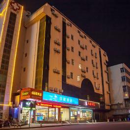 汉庭赣州火车站酒店360全景图