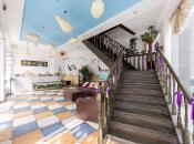怡莱精品兰州海关地铁站酒店360全景图